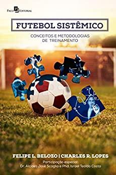capa do livro futebol sistemico conceitos e metodologias de treinamento