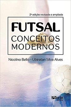 capa do livro futsal conceitos modernos 2 edicao