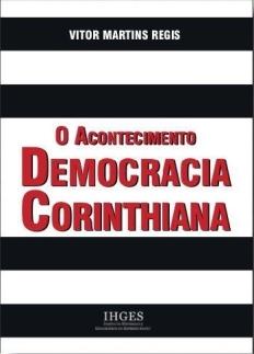 capa do livro o acontecimento democracia corinthiana