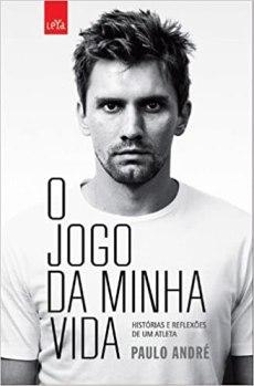 capa do livro o jogo da minha vida historias e reflexoes de um atleta
