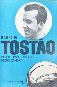 capa do livro o livro de tostao