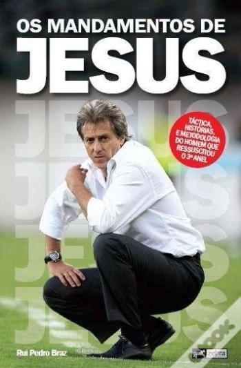 capa do livro os mandamentos de jesus tactica historias e metodologia do homem que ressucitou o 3 anel