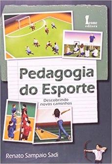 capa do livro pedagogia do esporte descobrindo novos caminhos