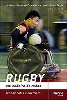 capa do livro rugby em cadeira de rodas fundamentos e diretrizes
