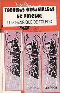 capa do livro torcidas organizadas de futebol