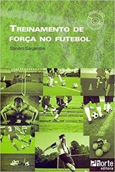 capa do livro treinamento de foca no futebol