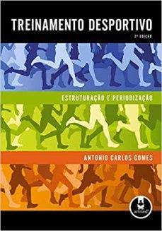 capa do livro treinamento desportivo estruturacao e periodizacao