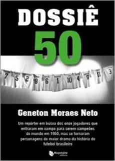 capa do livro dossie