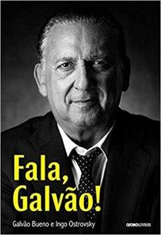 capa do livro fala galvao