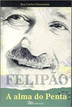 capa do livro felipao a alma do penta