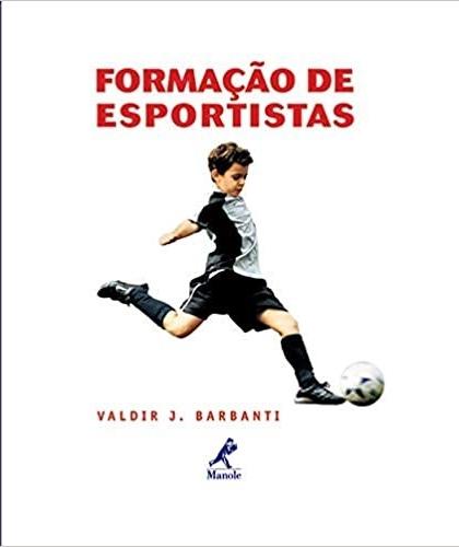 capa do livro formacao de esportistas