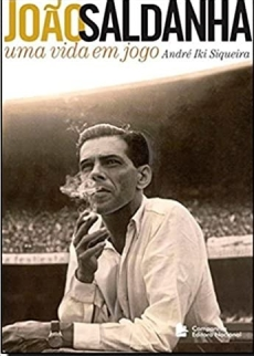 capa do livro joao saldanha uma vida em jogo