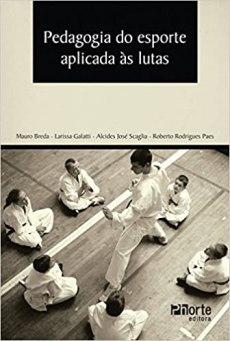 capa do livro pedagogia do esporte aplicada as lutas