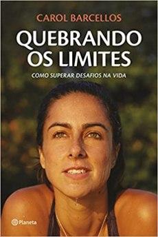 capa do livro quebrando os limites como superar desafios na vida