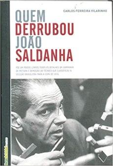 capa do livro quem derrubou joao saldanha