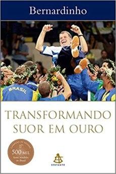 capa do livro transformando suor em ouro