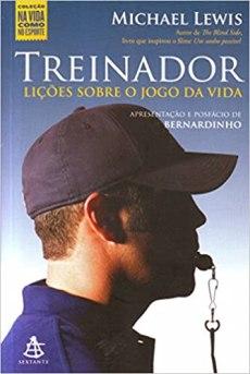 capa do livro treinador licoes sobre o jogo da vida