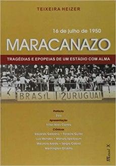 capaa do livro maracanazo tragedias e epopeias de um estadio com alma