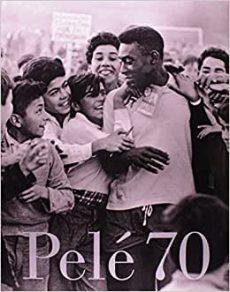 capa do livro pele 70