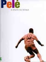 capa do livro pele o atleta do seculo