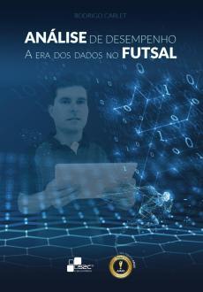 capa do livro analise de desempenho a era dos dados no futsal