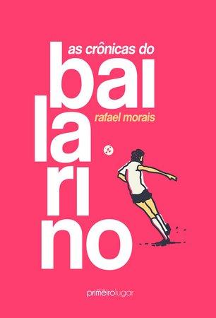 capa do livro as cronicas do bailarino