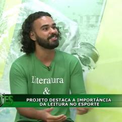 participacao leo lyra literatura e futebol tv mar canal 25 net wyderlan araujo 1