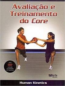 capa do livro avaliacao e treinamento do core