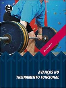 capa do livro avancos no treinamento funcional