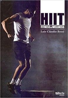 capa do livro hiit fitness e wellness