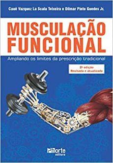 capa do livro musculacao funcional ampliando os limites da prescricao tradicional
