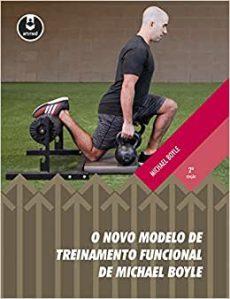 capa do livro o novo modelo de treinamento funcional de michael boyle