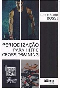 capa do livro periodizacao para hiit e cross training