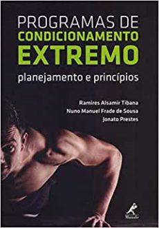capa do livro programas de condicionamento extremo planejamento e principios