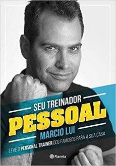 capa do livro seu treinador pessoal leve o personal trainer dos famosos para a sua casa