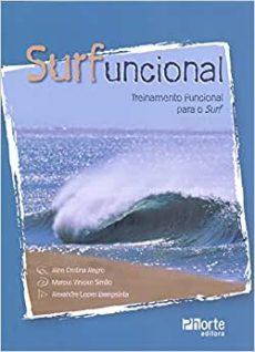 capa do livro surfuncional treinamento funcional para o surf