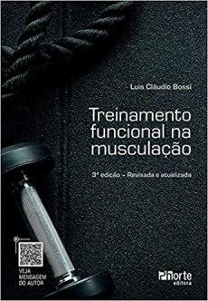 capa do livro treinamento funcional na musculacao 2020