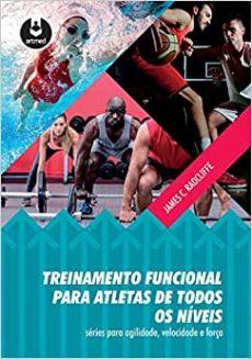 capa do livro treinamento funcional para atletas de todos os niveis series para agilidade velocidade e forca