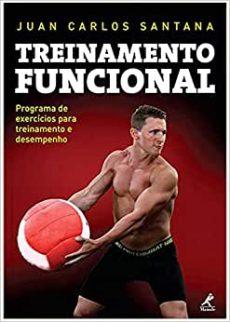 capa do livro treinamento funcional programa de exercicios para treinamento e desempenho