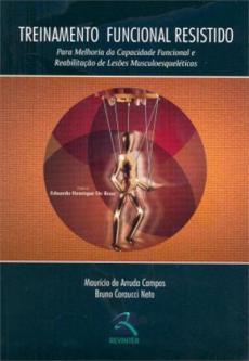 capa do livro treinamento funcional resistido para melhoria da capacidade funcional e reabilitacao de lesoes muscoesqueleticas