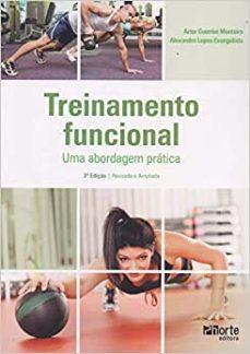 capa do livro treinamento funcional uma abordagem pratica
